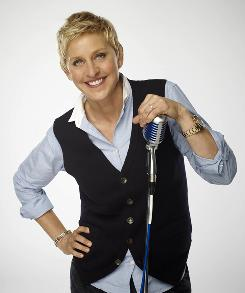 Ellen Degeneres joins the judging panel to replace to Paula Abdul.