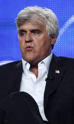 Jay Leno's nightly talk show on NBC will end with the beginning of the Winter Olympics on Feb. 12.