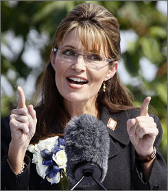 Sarah Palin stepped down as Alaska governor in July, 17 months before the end of her first term in office.