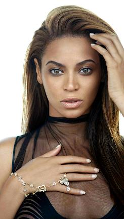 "Looking ahead: Beyonce says, ""I need to just live life, to be inspired by things again."""