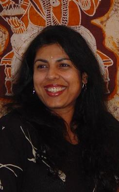 Divakaruni: Lived in the Bay Area.
