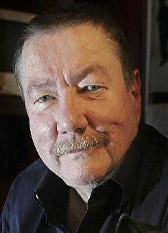 Robert B. Parker, the author of the popular Spenser books about a hard-nosed Boston private investigator, died Monday in Cambridge.