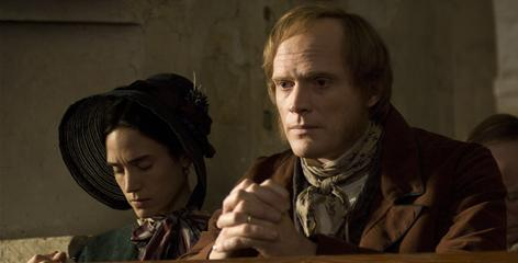 Creation:Paul Bettany stars as Charles Darwin and Jennifer Connelly portrays Darwin's deeply religious wife, Emma.