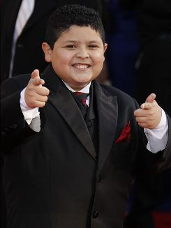 Modern Family star Rico Rodriguez, 11, was thrilled just to be recognized at the mall.