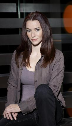 "There's a lot of law-and-order action, and a romantic ""twist,"" for Annie Wersching in Season 8 of 24.."