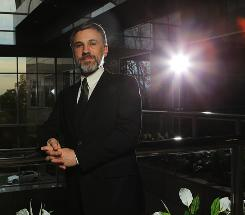 Inglourious Basterds has changed Christoph Waltz's future, but not his daily life.