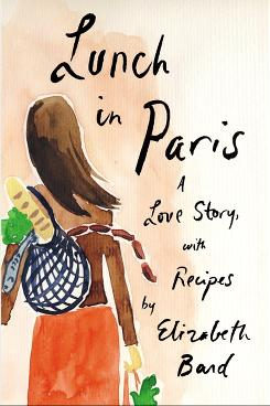 Elizabeth Bard's memoir of life as an expat in Paris.