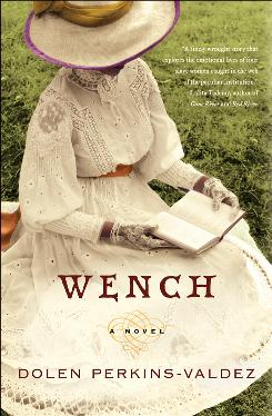 The novel by Dolen Perkins-Valdez unfolds at Tawawa House, an actual resort in Ohio where masters brought their enslaved mistresses.