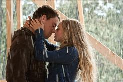 Channing Tatum and Amanda Seyfried play picture-perfect lovers in picture-perfect settings in the screen adaptation of Nicolas Sparks' romantic novel Dear John.
