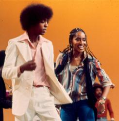 "Launching pad: Jeffrey Daniel and Jody Watley, who were members of Shalamar, got their start on the show. Daniel's ""backslide"" dance step is credited with influencing Michael Jackson's moonwalk. Also appearing on the show: Rosie Perez (Pineapple Express), Damita Jo Freeman (Private Benjamin) and Fred ""Rerun"" Berry (What's Happening!!)."