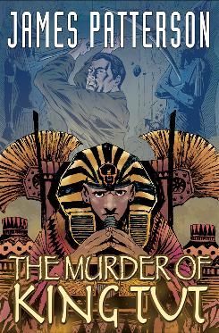 The comic adaptation of The Murder of King Tut, due this June, will be a four-part series mainly written by Alexander Irvine.