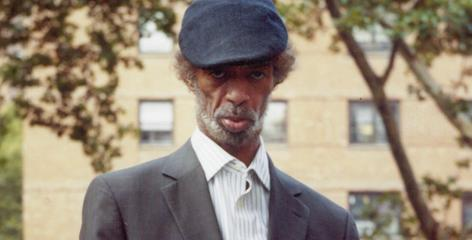 Gil Scott-Heron, now 60, has influenced generations of rappers.