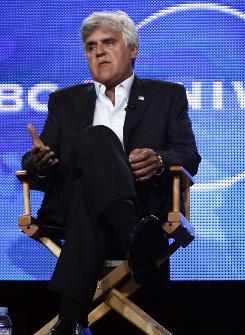 Jay Leno: He'll return to hosting The Tonight Show on March 1.