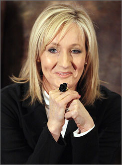 J.K. Rowling has been hit with a plagiarism suit in connection with Harry Potter and the Goblet of Fire, the fourth book in the series.