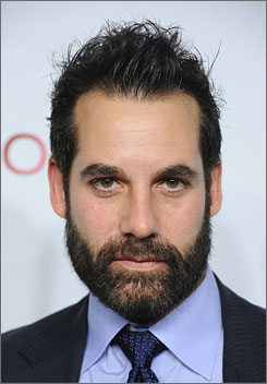 Adrian Pasdar was arrested Jan. 27 after authorities say they spotted actor swerving and speeding on a Los Angeles freeway.