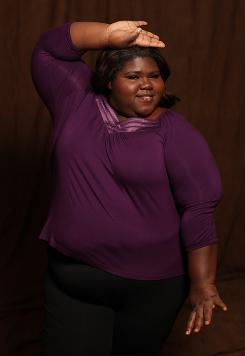 """I'd like to do anything and everything I can get my hands on,"" Gabourey Sidibe says of her future plans."