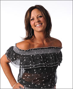 Sara Evans and her ex-husband, Craig Schelske, have three children together.