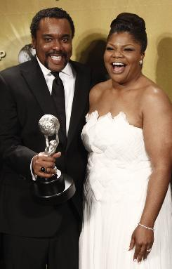 Lee Daniels and Mo'Nique picked up NAACP Image Awards, and now they hope to win Oscars come Sunday night.