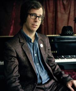 Ben Folds' new album, Has Been, due this spring, has a song called That's Me Trying that was written by Nick Hornby.