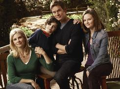 Family ties include the Bravermans: Kristina (Monica Potter), Max (Max Burkholder), Adam (Peter Krause) and Haddie (Sarah Ramos).