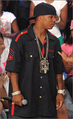 Victims of a 2006 nightclub shooting say rapper Plies has profitted from their suffering.