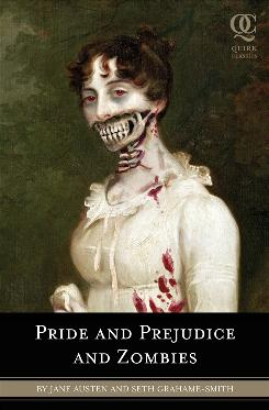 The book that started it all: The surprising success of Pride and Prejudice and Zombies prompted an explosion of literary mashups, with classic books or historical figures meeting vampires, zombies and other monsters.