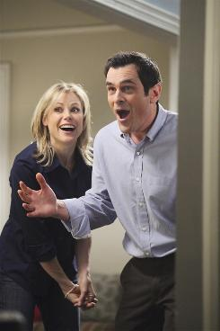 The success of ABC's Modern Family, starring Julie Bowen and Ty Burrell, has spawned other comedy pilots.