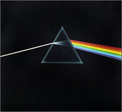 Pink Floyd doesn't think their old label, EMI, should be able to sell singles from their concept albums like Dark Side of the Moon and now the British High Court agrees.