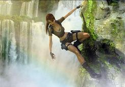 In other news at the Game Developers Conference: Lara Croft has new tombs to raid in The Guardian of Light video game from Crystal Dynamics, out this summer.
