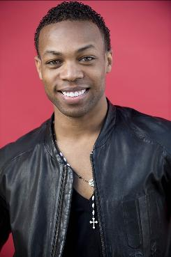 """I'm making it my job now to be my personal campaign manager to get myself a role on Glee,"" says Todrick Hall."