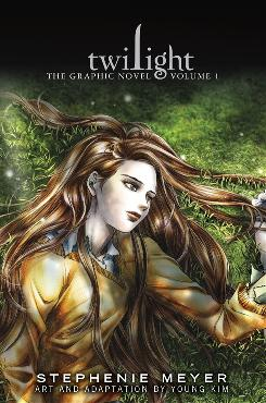 Twilight: The Graphic Novel, Vol. 1, out Tuesday, will challenge the mental image some may have of the characters.