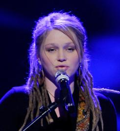 Crystal Bowersox turned in another solid performance Tuesday on American Idol.