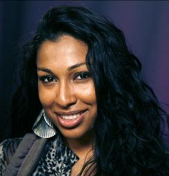 Over The Bridge: Canadian Melanie Fiona's debut album was released last fall, and now she's opening for Alicia Keys on tour.