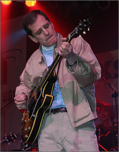 Alex Chilton died just before he was to reunite with Big Star at the South By Southwest Festival.