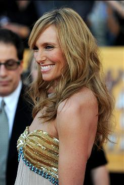 Toni Collette has had a stellar awards season, winning a Golden Globe and an Emmy for her role in The United States of Tara.