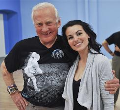 Former astronaut Buzz Aldrin will partner with Ashly Costa on Dancing With the Stars.