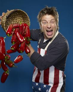 Oliver! Celebrity chef Jamie Oliver wants to spread the gospel of healthy eating, and he's starting in West Virginia.