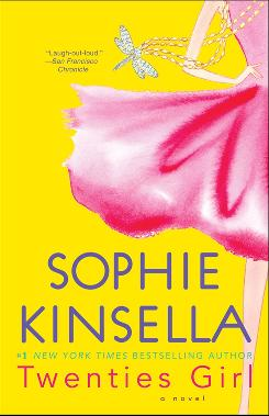 Sophie Kinsella's Twenties Girl is a fantastical tale of a flapper ghost and her modern descendant.