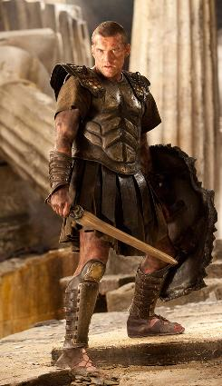 Hit and myth: Avatar's Sam Worthington stars as Perseus in the remake of the classic.