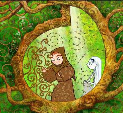 Drawing on history: The Secret of Kells is set in a medieval Irish monastery. The film was nominated for an Academy Award. 
