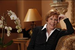 Carol Burnett's new book, This Time Together: Laughter and Reflection, has a lighter tone than her first memoir, One More Time.