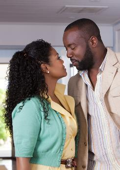 Janet Jackson and Malik Yoba fall in and out of love in Tyler Perry's Why Did I Get Married Too.