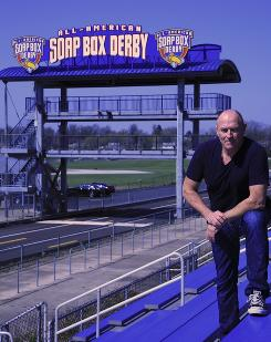 Corbin Bernsen directs and stars in the story of a man and a boy who bond over soapbox derby racing.