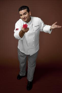 Buddy Valastro is the central character in Cake Boss, a reality show that focuses on his family's bakery in Hoboken, N.J.