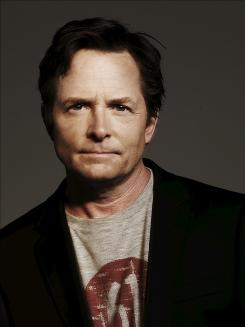 "Michael J. Fox says he may not have graduated high school, ""but we all do get an education, and the book is based on my experiences."""