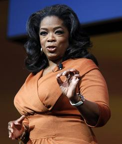 Oprah Winfrey did not give Kelley an interview for the biography.