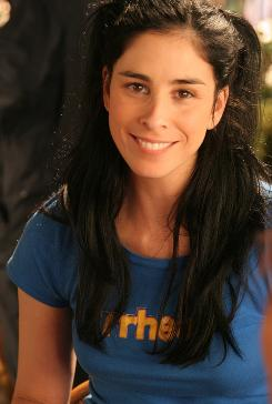 Urine trouble: Sarah Silverman's memoir describes a troubled childhood that included bedwetting.