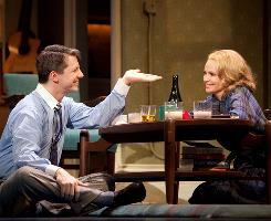 Love in the 1960s: Sean Hayes and Kristin Chenoweth star in the retro misadventure.
