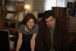 Kate (Catherine Keener) and Alex (Oliver Platt) have their own reasons for feeling overwhelmed with guilt.