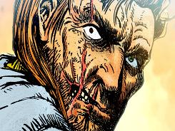 Jonah Hex from the new Jonah Hex Motion Comics is the new antihero.
